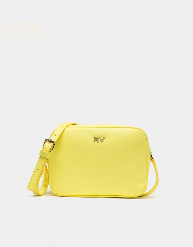 Yellow Taylor shoulder bag