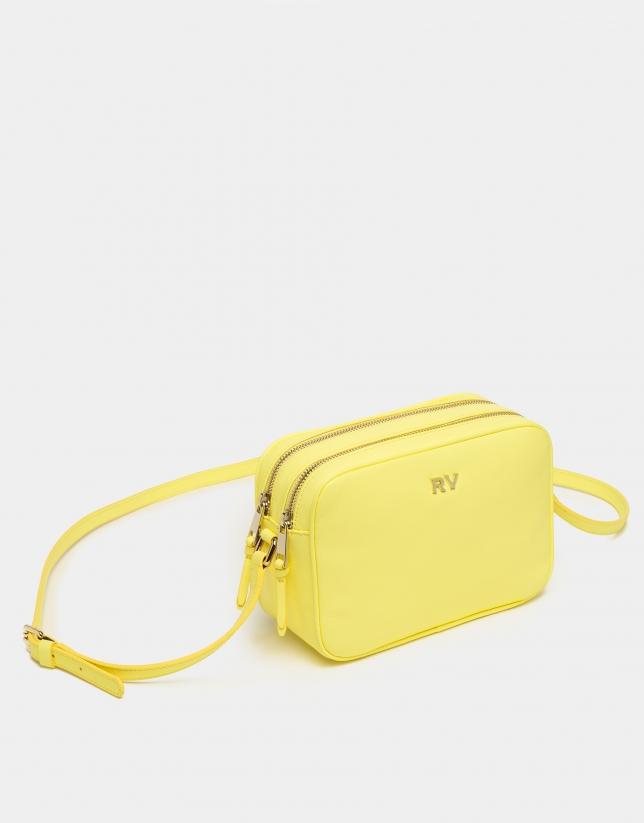 Bandoulière Taylor jaune