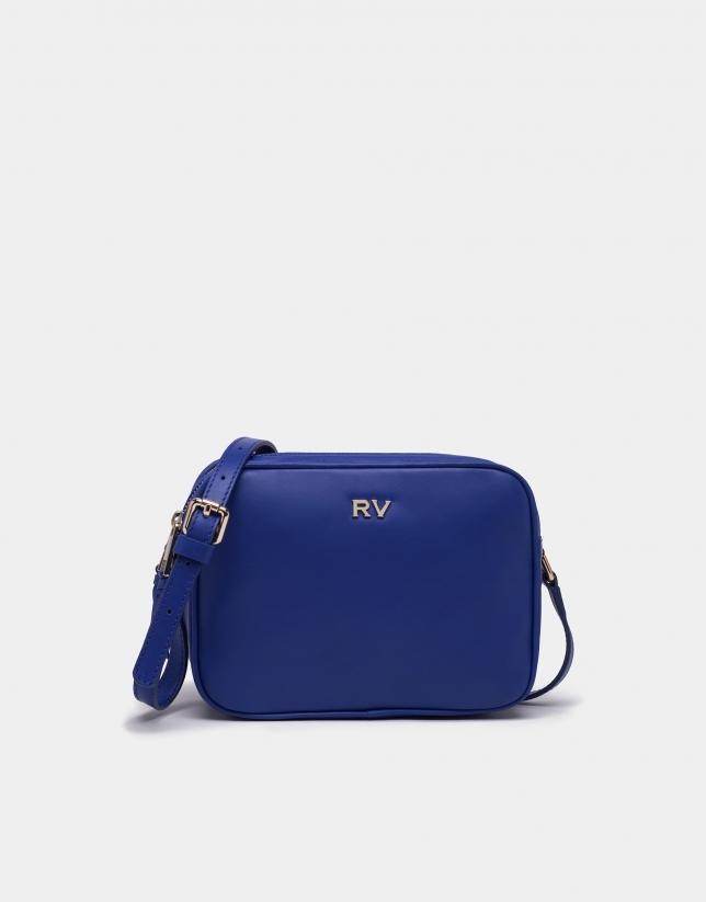 Bandoulière Taylor bleu klein