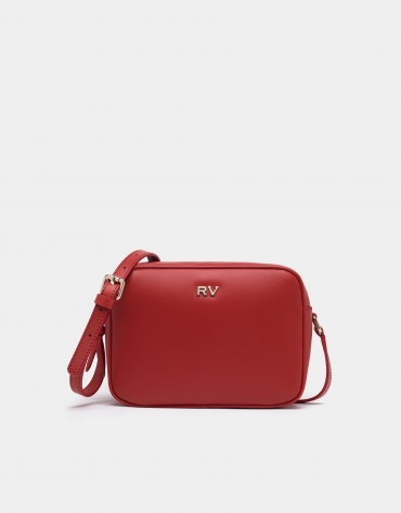Red Taylor shoulder bag