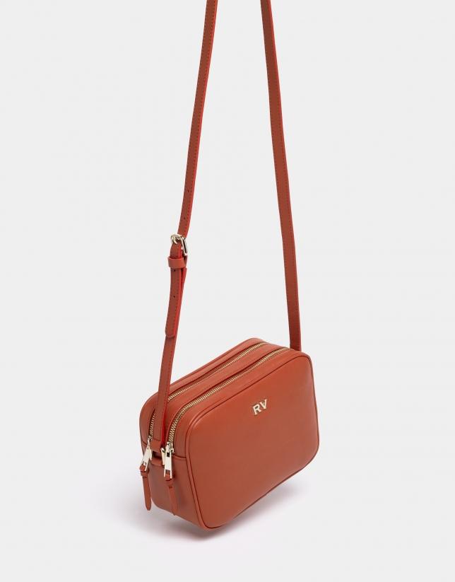 Orange Taylor shoulder bag