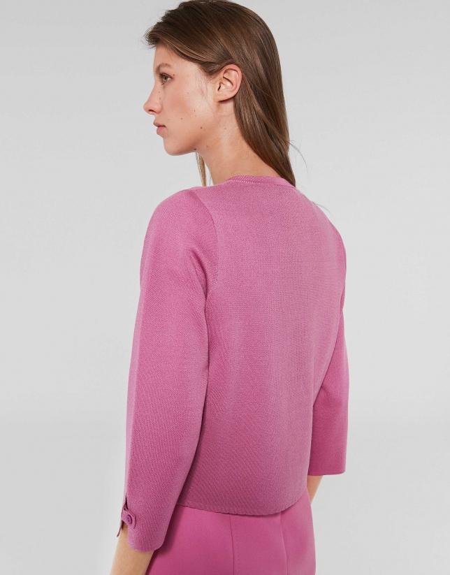 Short petunia jacket