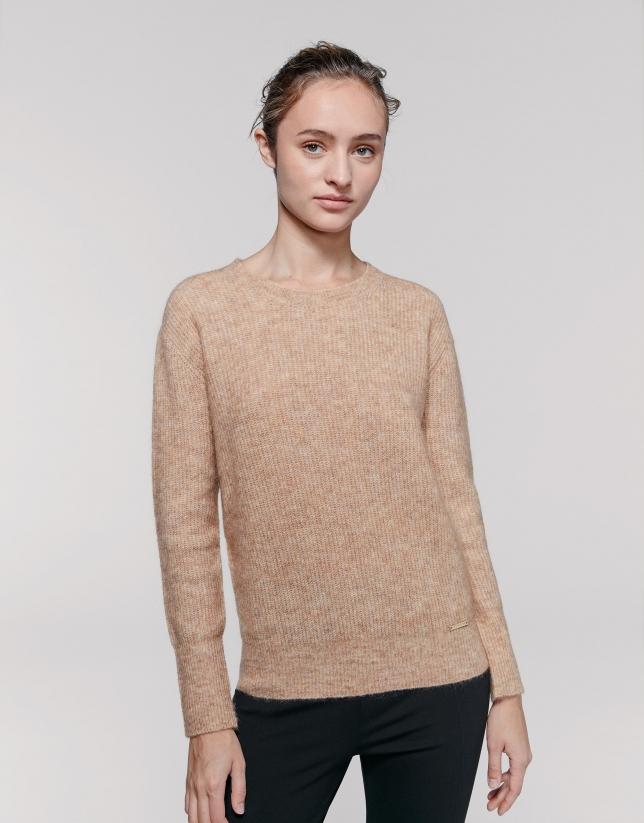 Hazel sweater with round neck