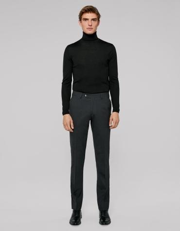 Pantalon habillé gris foncé