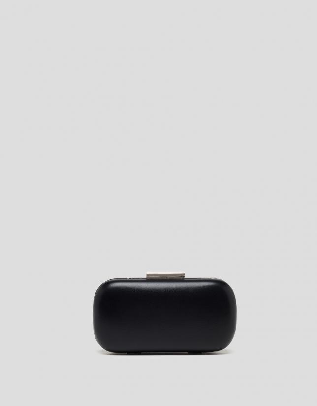 Pochette arrondie RV noir