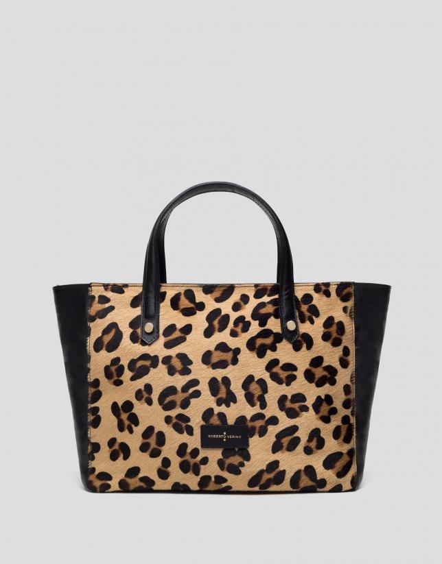 Bolso shopper Wild animal print