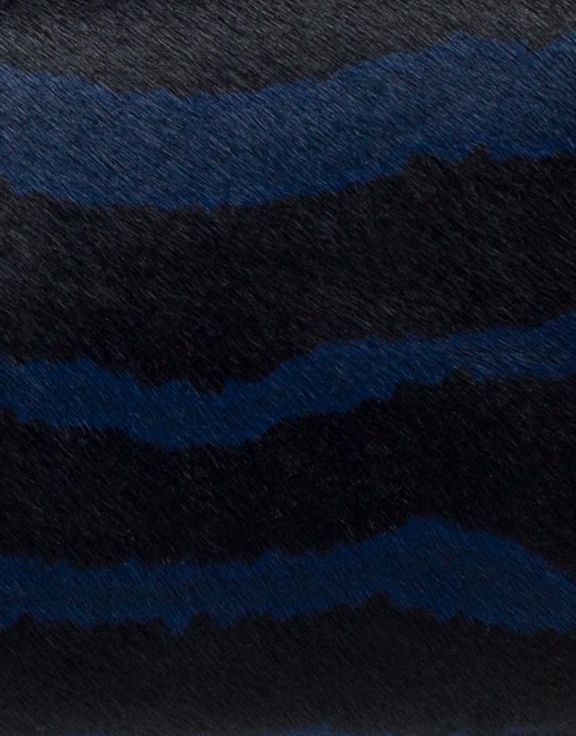 Pochette Wild bleue