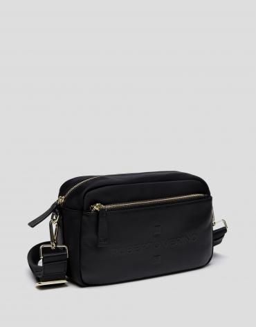 Black Simone shoulder bag