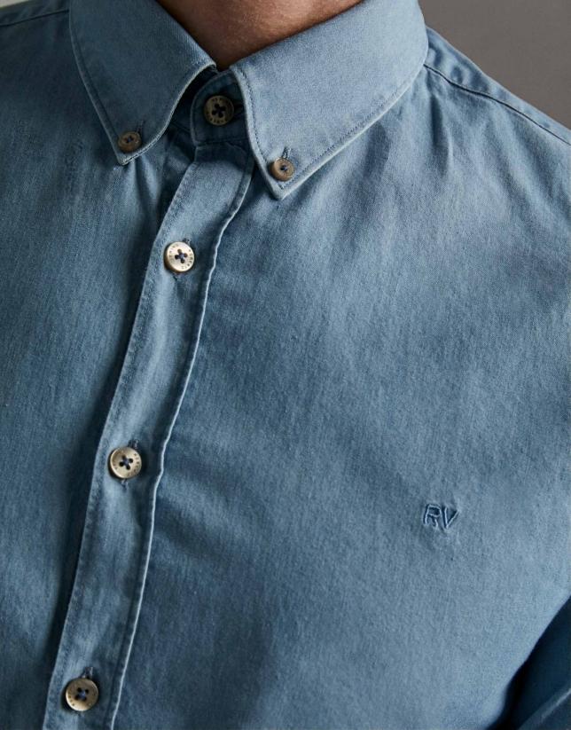 Camisa vaquera sport slim fit