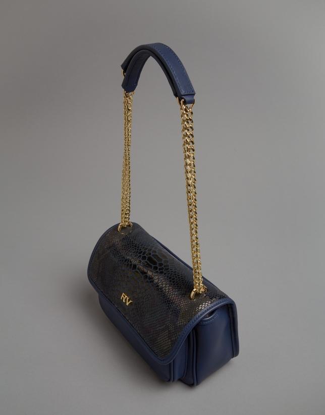 Blue Palace shoulder bag