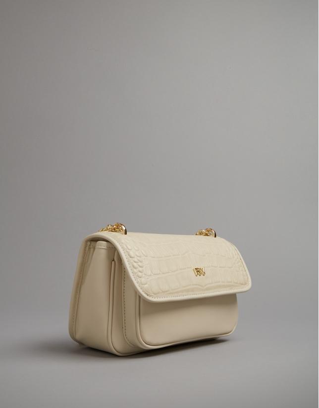 Light beige Palace shoulder bag