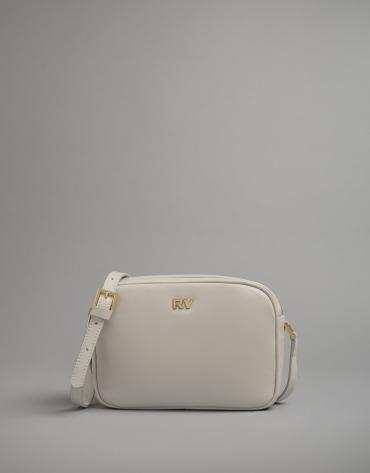 Light beige leather Taylor shoulder bag