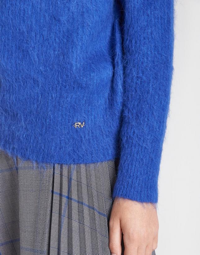 Jersey manga julieta azul