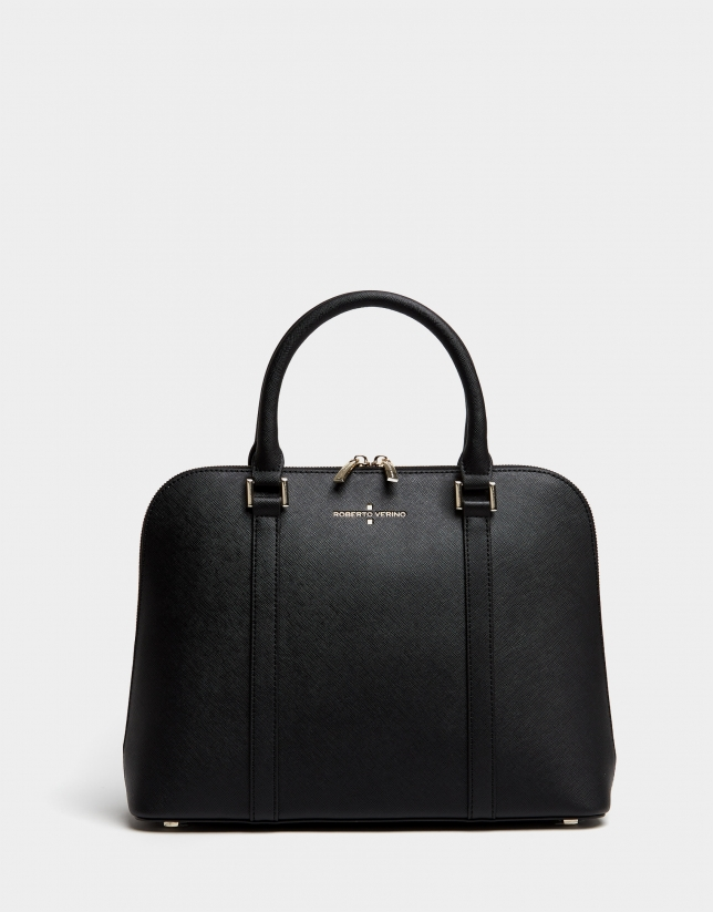 Black Maxi Lupita tote bag