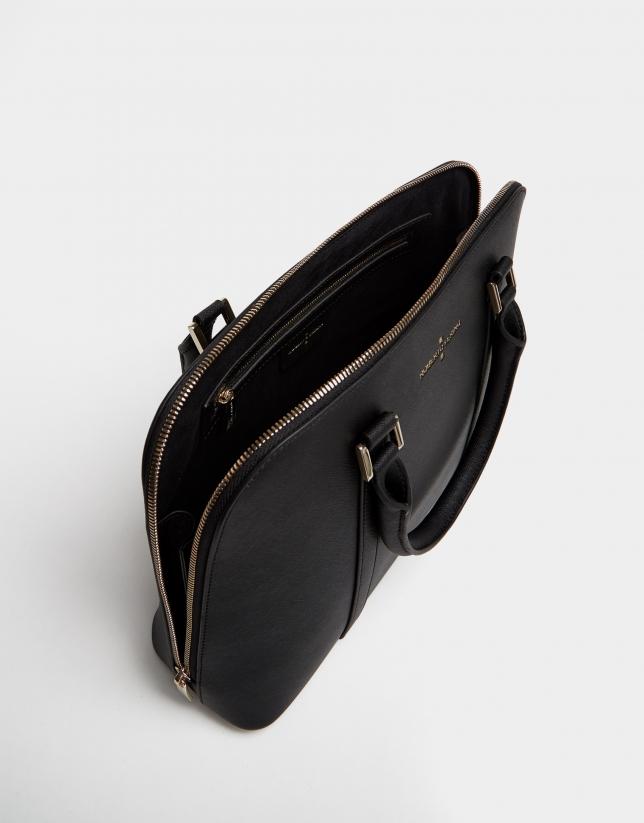 Black Maxi Lupita tote bag