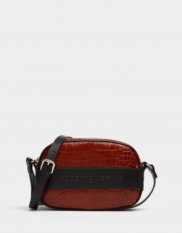 Cocoanut leather Neox shoulder bag