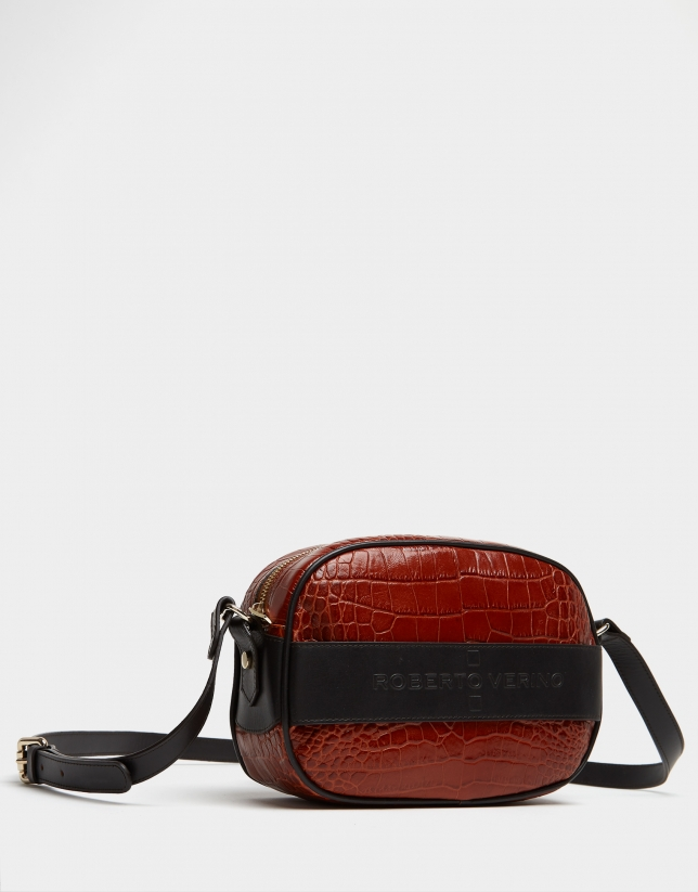 Cocoanut leather Neox shoulder bag