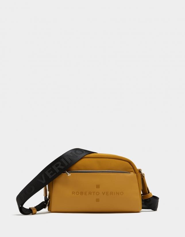 Mustard naylon shoulder Simoneta Nano