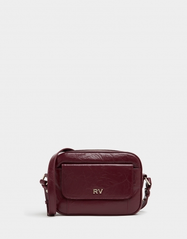 Burgundy Taylor Ones shoulder bag