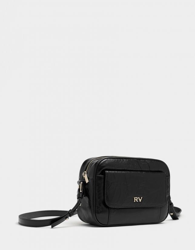 Black Taylor Ones shoulder bag