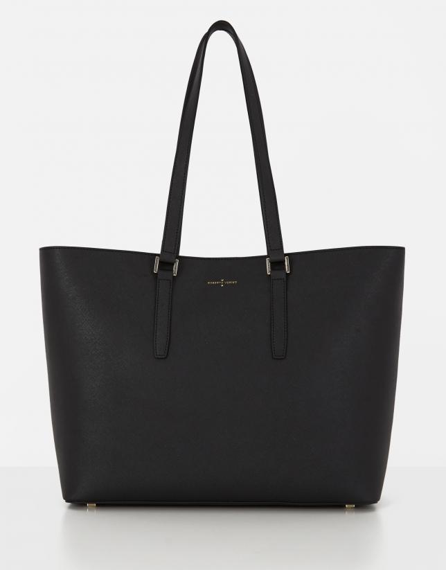 Bolso shopper Liliam bag negro