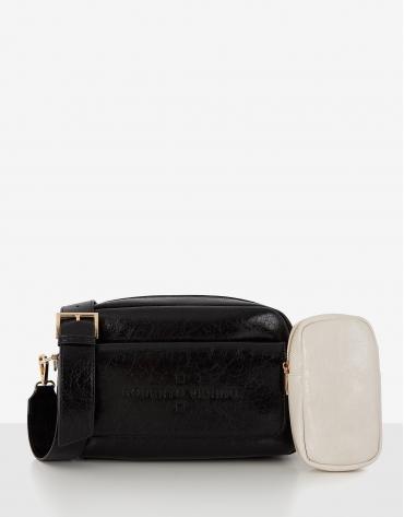 Black Big Bazin shoulder bag