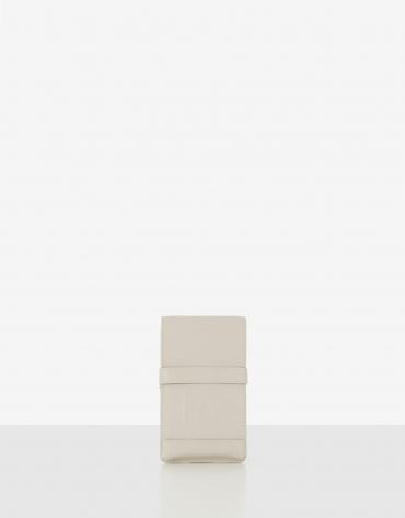 Off white Aina cellphone bag