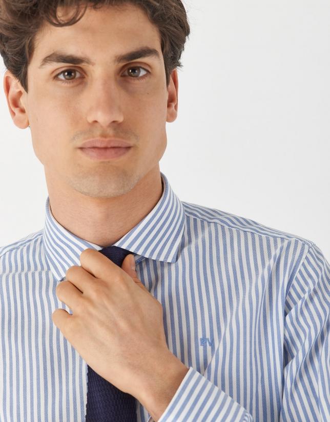 Camisa sport raya kodak azul medio