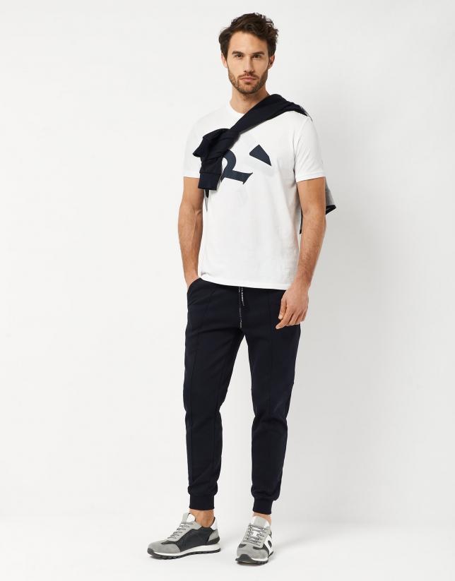 Pantalón jogging azul